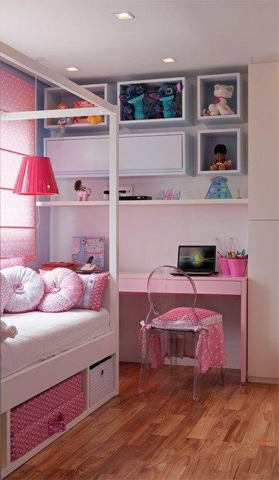 O bacana de decorar quartos de criança é poder brincar com cores, formas e objetos. Nesta galeria, reunimos projetos feitos para aproveitar bem o espaço, organizar os brinquedos e oferecer um lugar…