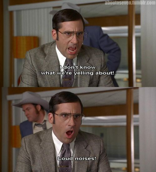 anchorman, oh my goodness this movies is so hilarious... i cant even stand it! LOL