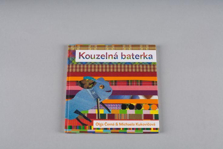 Kouzelná baterka   české ilustrované knihy pro děti   Baobab Books