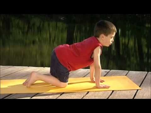 Yoga Kids ABC's (for L2...lots of animal movements for strength, coordination, and flexibility)