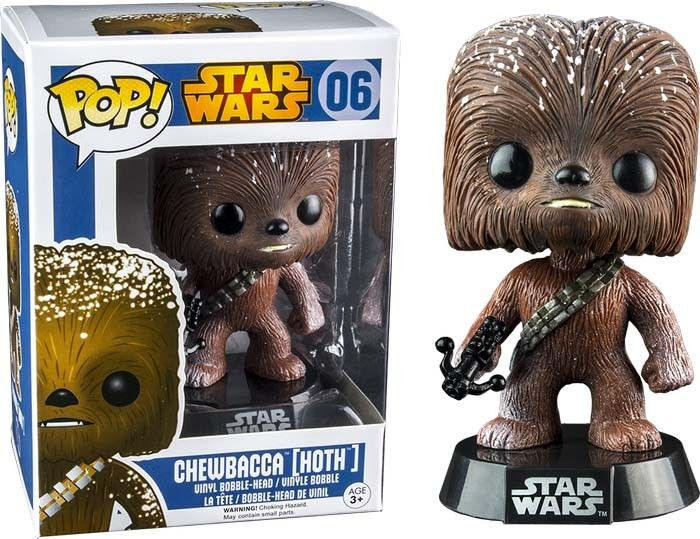 Pop! Vinyl Star Wars - Chewbacca Snow Drift