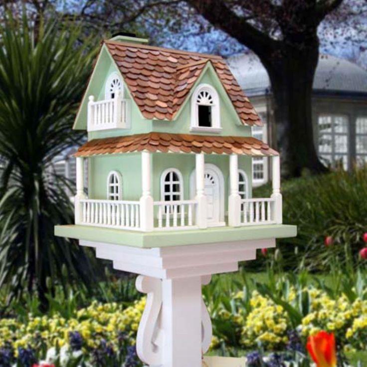 Home Bazaar Hobbit House Birdhouse