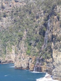 Waterfall Bay, Tasmania, Australia
