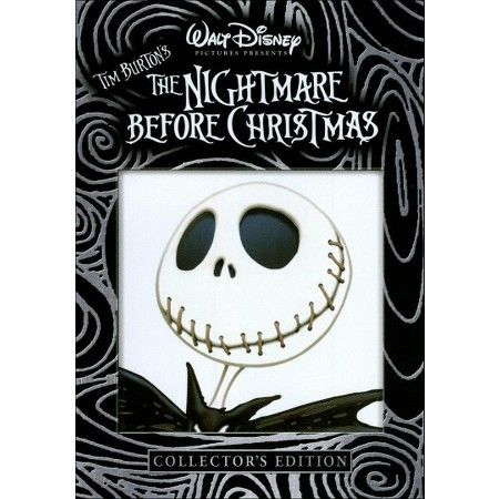 The Nightmare Before Christmas - DVD