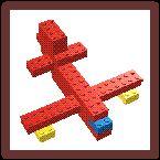 139 best eenvoudige lego voorbeelden voor kleuters lego - Lego modeles de construction ...