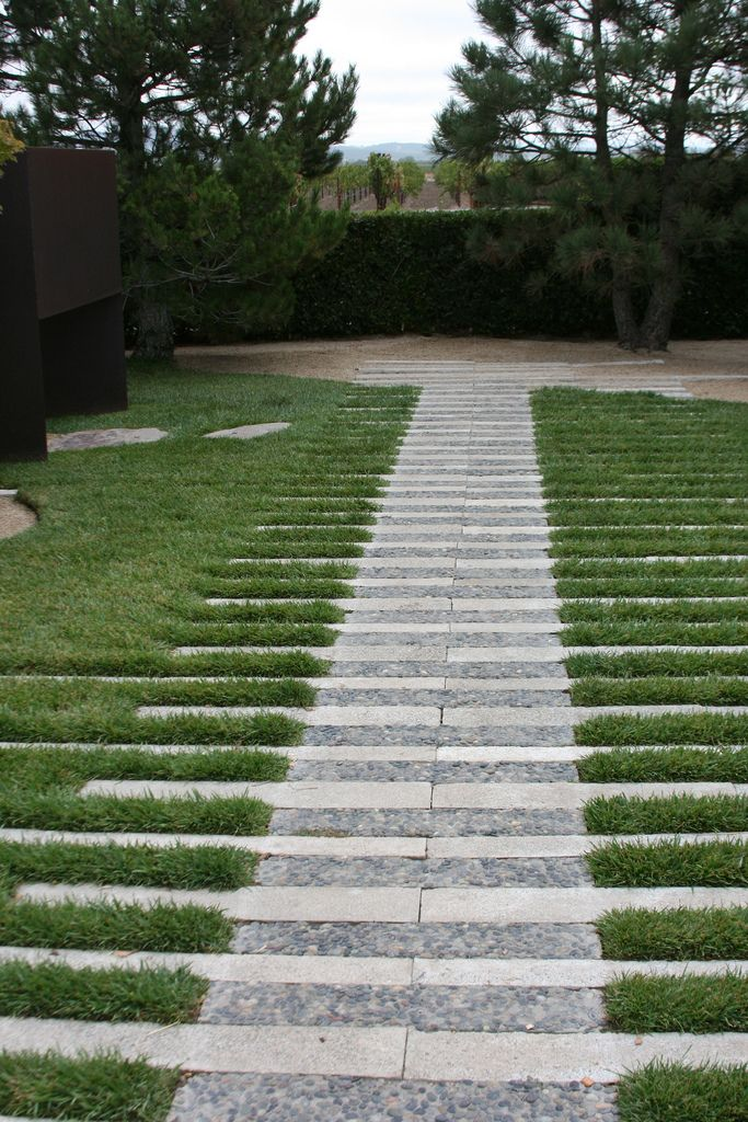 188 best Walkways images on Pinterest Landscape design
