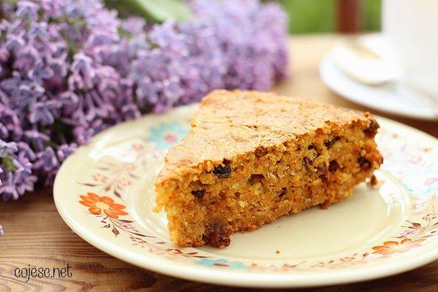 Dietetyczne Ciasto Marchewkowe: idealne do popołudniowej kawy! | Zdrowe Przepisy Pauliny Styś