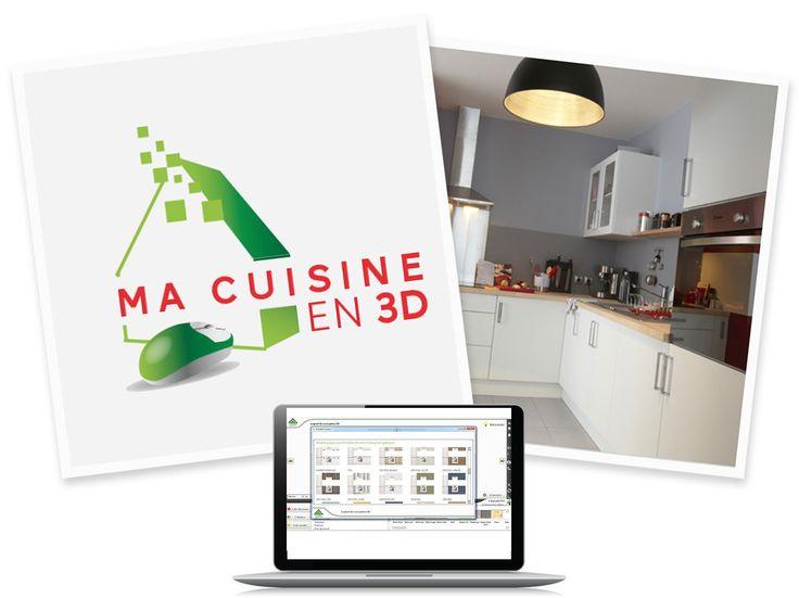 Les 25 Meilleures Idées De La Catégorie Plan Cuisine 3D Gratuit