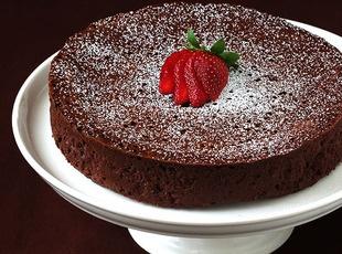 flourless choco cake >> made for momma's bday