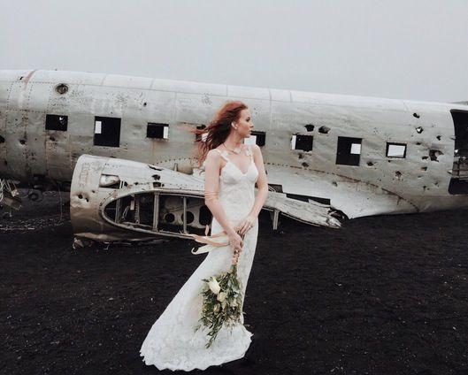 ( iceland wedding ) / Photographer: Cory Crawford…