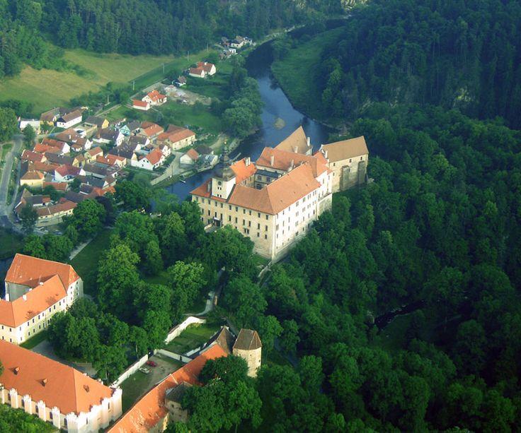 Bechyně (South Bohemia), Czechia