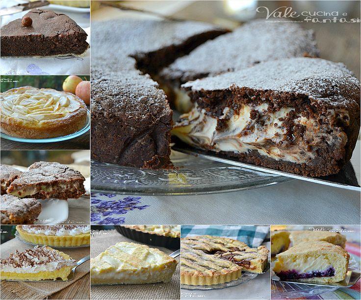 Raccolta di ricette per crostate facili e golose tante ricette per realizzare le crostate in tanti modi,frutta,crema,nutella e marmellata, a voi la scelta!