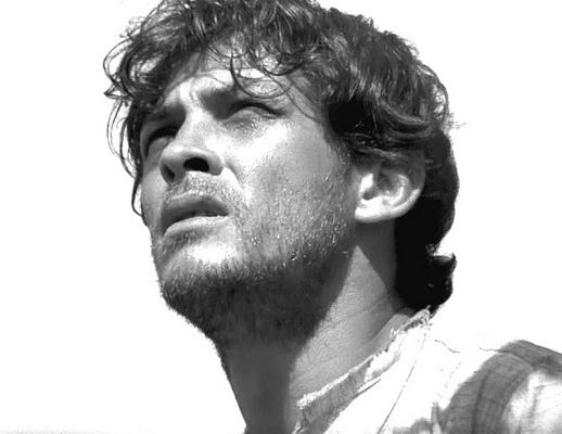Geraldo Del Rey, ator de Deus e o Diabo na Terra do Sol, do diretor baiano Glauber Rocha