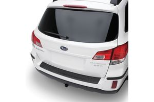 2014 #Subaru #Outback Rear #Bumper #Cover. Helps protect the upper surface of the painted bumper from scratches and dings. MSRP: $69.95. #Genuine #parts #accessories