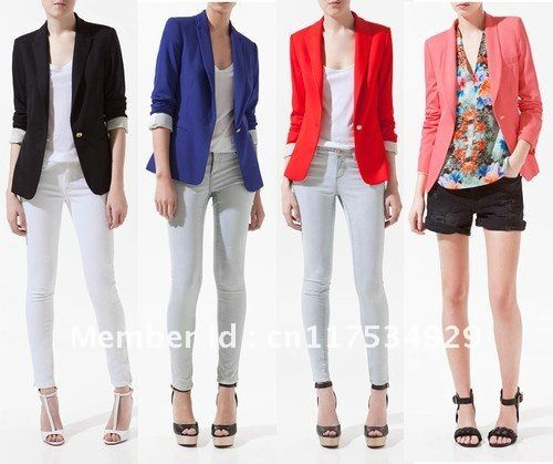 Cheap blazer vs suit jacket, Buy Quality blazer jacket directly from China coat jacket Suppliers:      Haoduoyi pattern black print white t-shirt short-sleeve o-neck femaleUS $ 10.99/piecePosterization cutout