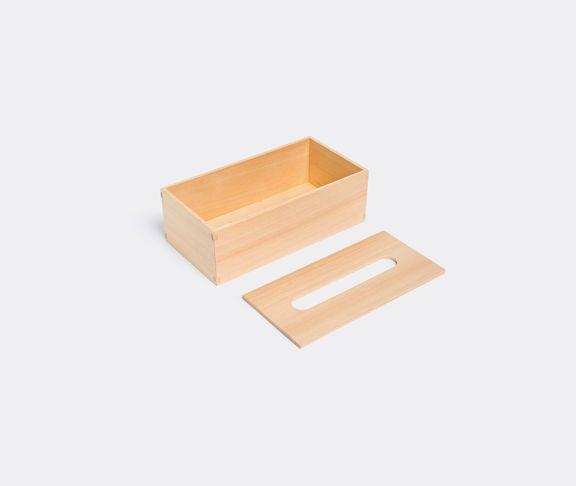 'Hinoki' cypress tissue box cover