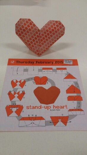 Stand up heart