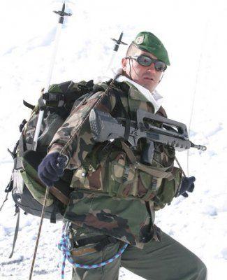Légion Étrangère dans la montagne - 2010 Any informations about this pictures? Please make a comment... Des informations à propos de cette image ? Faites un commentaire s'il vous plaît...