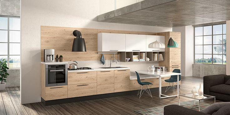 Oltre 25 fantastiche idee su piano cucina in legno su - Spessore top cucina ...