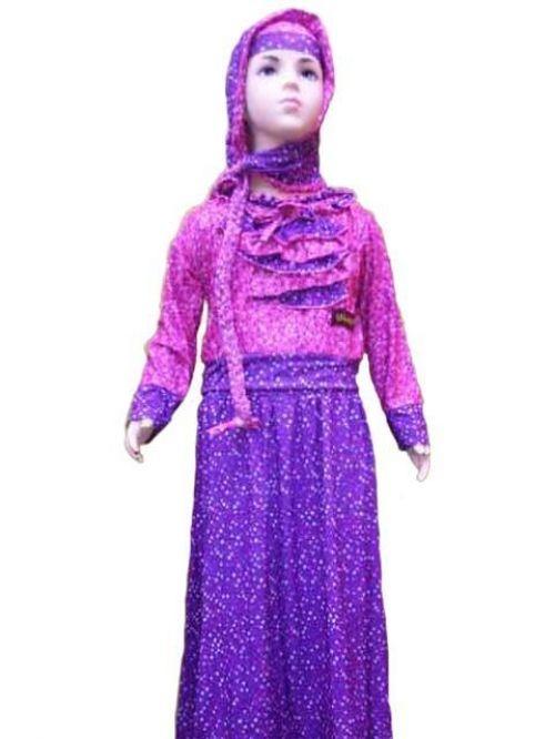 Baju Muslim Anak Wanita MAW008