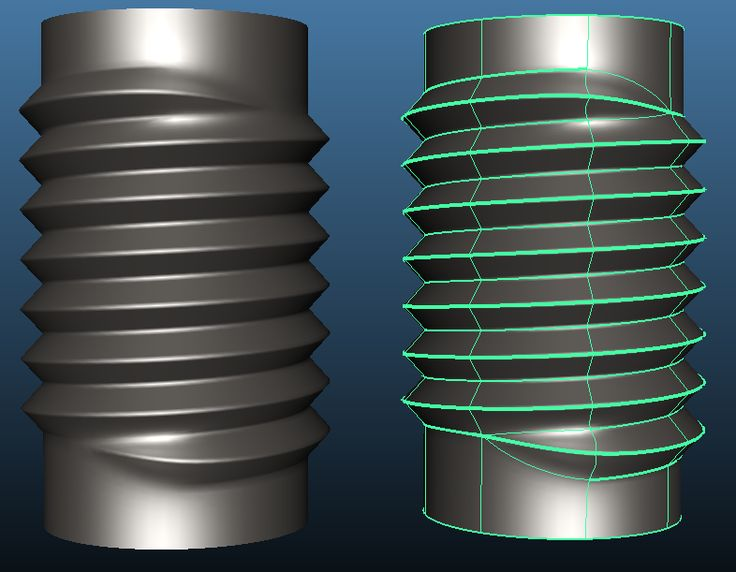 FAQ: How u model dem shapes? Hands-on mini-tuts for mechanical sub-d AKA ADD MORE GEO - Page 191 - Polycount Forum