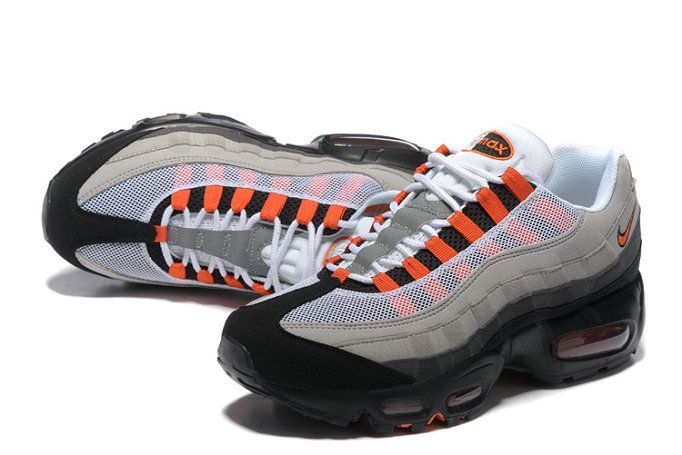 2018 New Nike Air Max 95 Essential 20 Anniversary Cool Grey Black