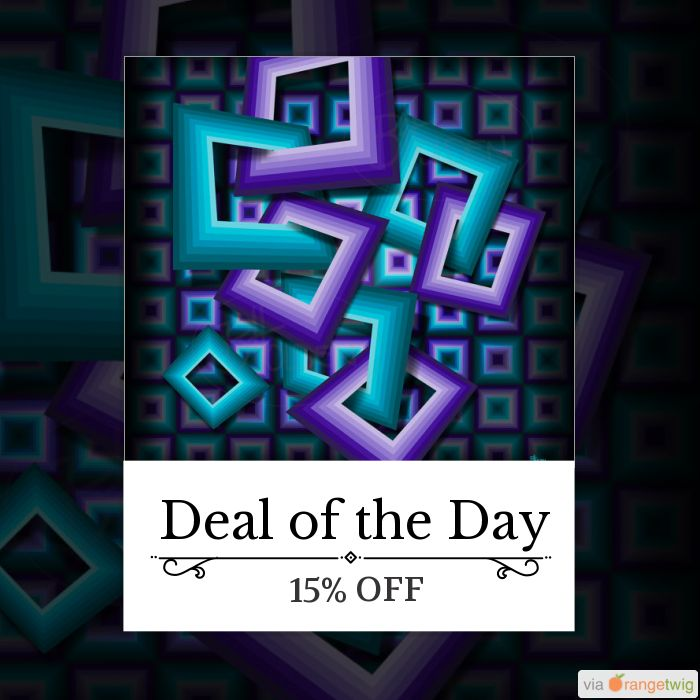 Today Only! 15% OFF this item.  Follow us on Pinterest to be the first to see our exciting Daily Deals. Today's Product: Sum of Squares Abstract Canvas Print Buy now: https://www.etsy.com/listing/252066206?utm_source=Pinterest&utm_medium=Orangetwig_Marketing&utm_campaign=Sum%20of%20Squares%20Canvas #etsy #etsyseller #etsyshop #etsylove #etsyfinds #etsygifts #musthave #loveit #instacool #shop #shopping #onlineshopping #instashop #instagood #instafollow #photooftheday #picoftheday #love…