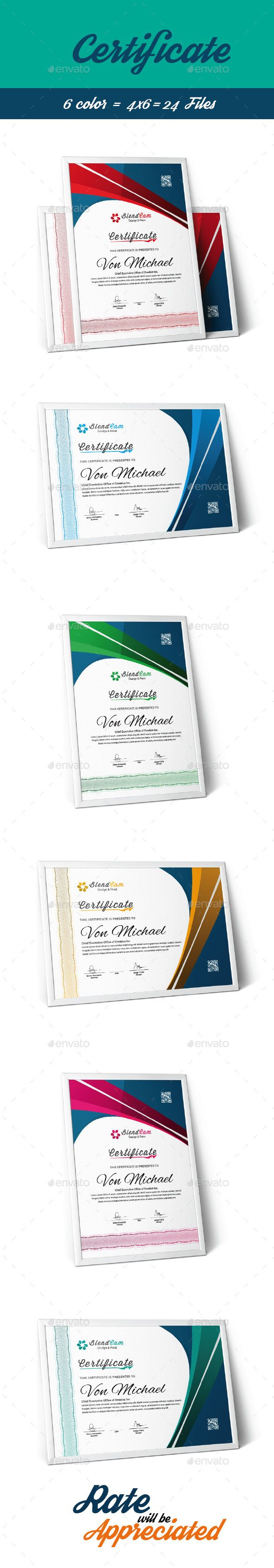 Best 25 certificate design template ideas on pinterest buy certificate by yasinarafat on graphicriver this is a uniquely designed certificate template designed in illustrator with a modern look yelopaper Gallery