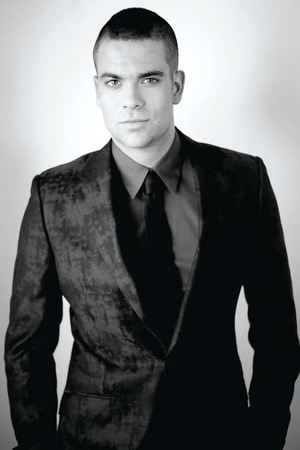 Mark Salling... I love him... just to meet him would make me complete