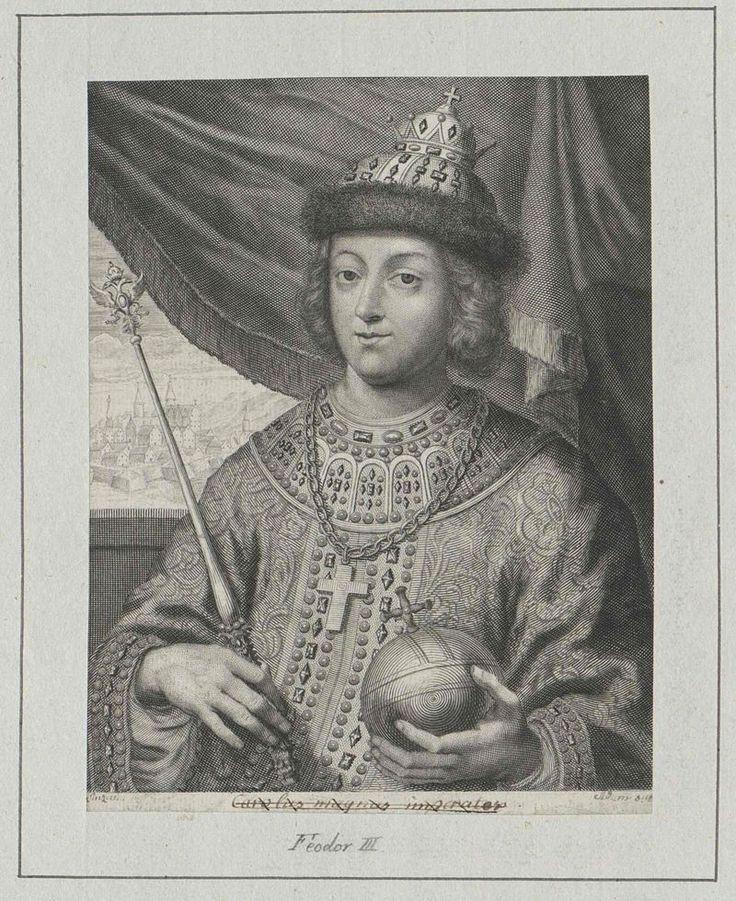 Fedor III of Russia (18-19th century engraving).jpg