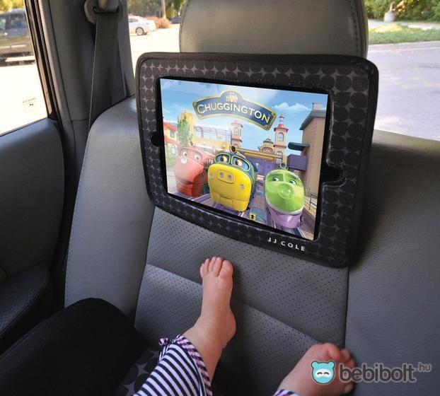 JJ. Cole 2in1 Autós tükör és Ipad tartó - Közlekedés kiegészítők webáruház kínálatunk - Bébibolt bababolt és webáruház - bebibolt.hu