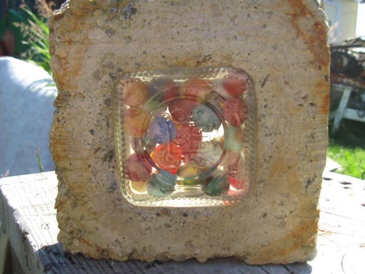 Glazed Cinder Blocks : Best images about concrete casting on pinterest