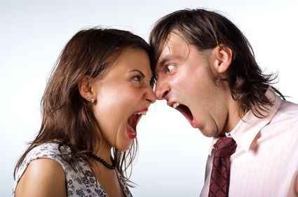 La rabbia in una relazione di coppia e all'interno dii una terapia di coppia: Tre passi per gestire la rabbia.