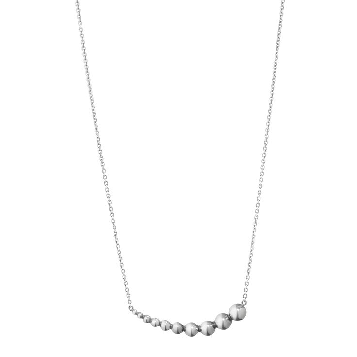 MOONLIGHT GRAPES pendant - sterling silver