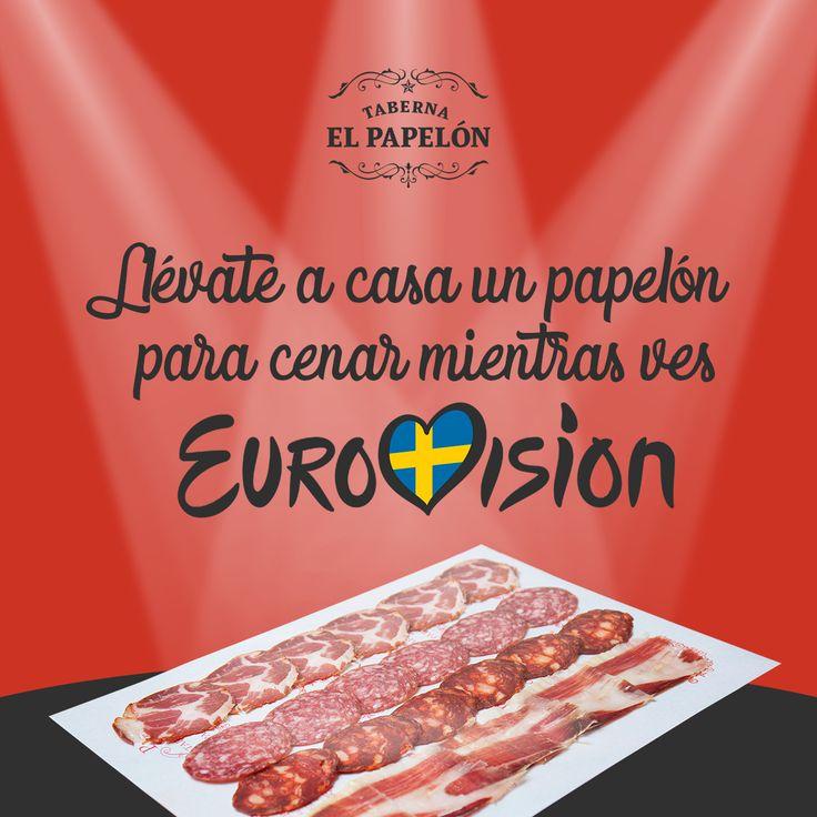 Eurovisión 2016. Taberna el Papelón