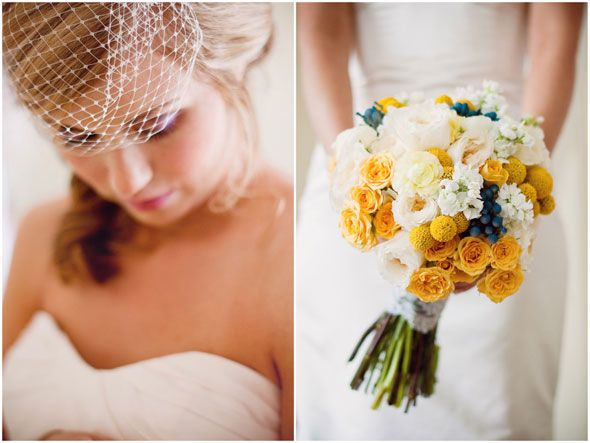 Yellow and Navy bouquet Yellow Rose, Navy Yellow, Navy Weddings, Blue Yellow, Yellow Bouquets, Flower Ideas, Bouquets Ideas, Blue Bouquets, Navy Bouquets