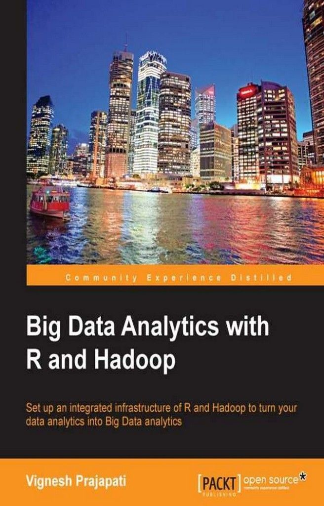 Big Data Analytics with R and Hadoop on Scribd