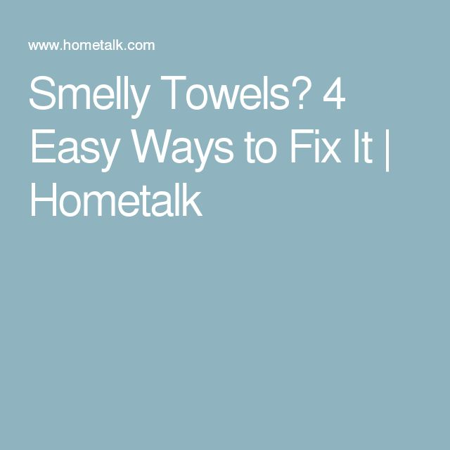 1000 Ideas About Smelly Towels On Pinterest Recharge