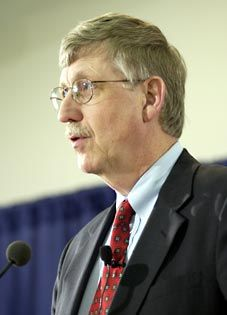 Francis Collins - God, Miracles and the existence of everything