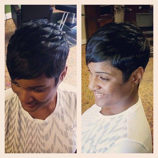 Short Hair Styles For Black Women 750 Best Short Hairstyles Images On Pinterest  Short Films Braids