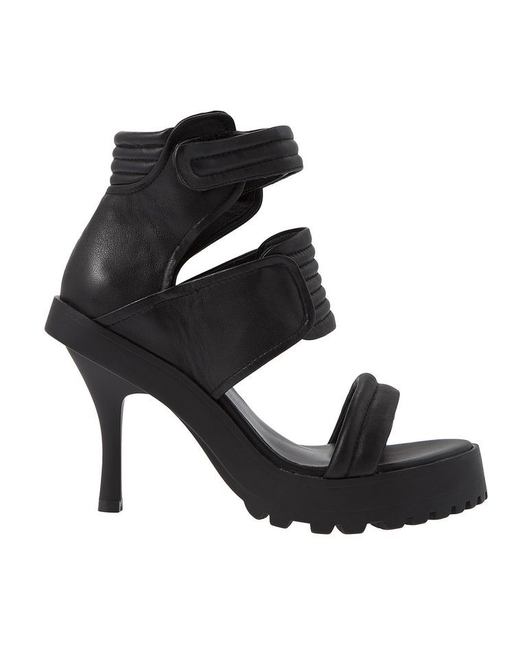 Black High Heels White High Heels Make your statement with Fred Dedicated S/S 2015 - Shae Black #Fred #keepfred #shoes #collection #leather #fashion #style #new #women #trends #high #heels #black