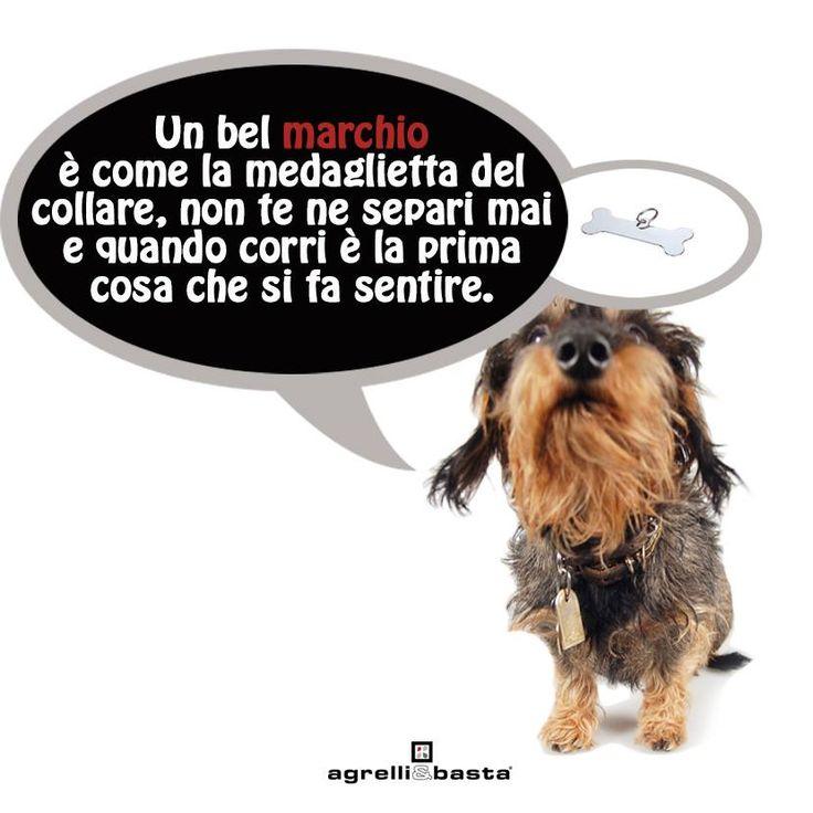 Campagna virale per Agrelli&Basta, uno delle tante riflessioni della mascotte!