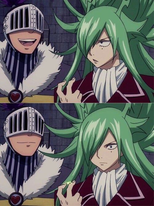 Fairy Tail Freed and Bickslow