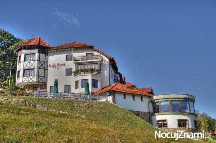 Hotel*** Dziki Potok - NocujZnami.pl || Nocleg w górach || #apartamenty #polishmoutains #apartments #polska #poland || http://nocujznami.pl/noclegi/region/gory
