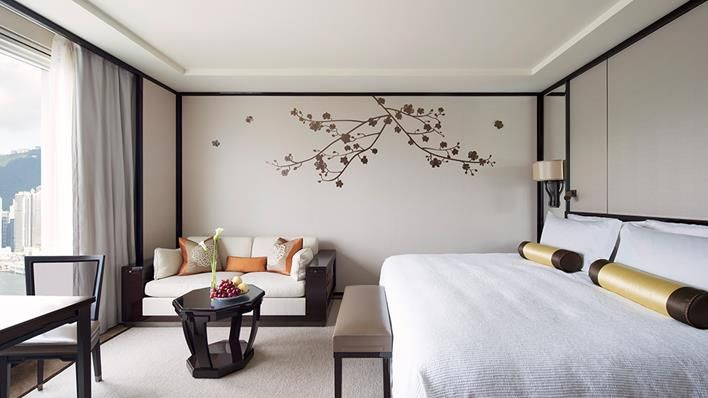 Best 5 Star Hotel Rooms Suites The Peninsula Hong Kong 400 x 300