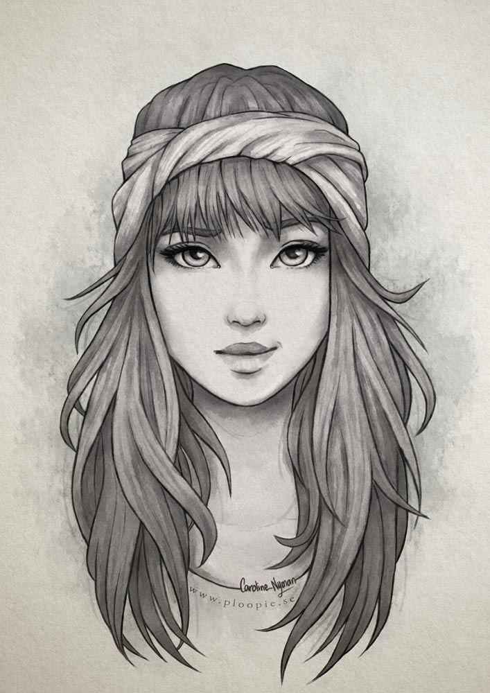 Afbeelding Van Sarita Tiwari Op Anime Art Mensen Tekenen Haar