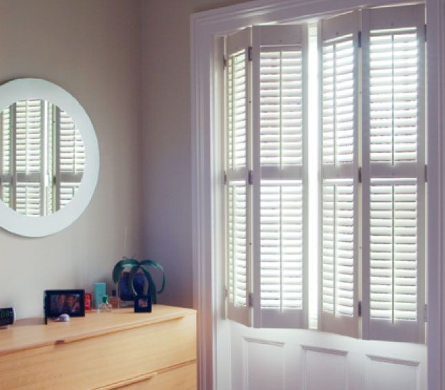38 best images about full height shutters on pinterest plantation shutter in kitchen and jobs in for Interior window security shutters