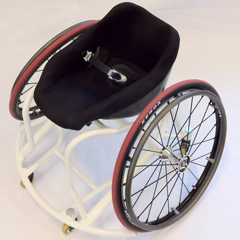 The first tailor-made 3D printed seats for wheelchair basketball are being used by competitors at the London 2012 Paralympics. #3dPrintedMedical Maybe something for 3D Printer Chat?