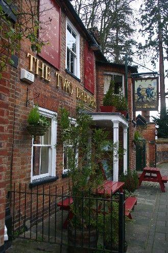 Midsomer Murders locations - Marlow, Buckinghamshire