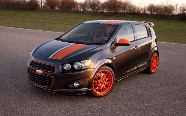 An awesome Chevy Sonic